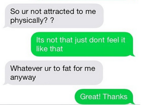Instagram account calls out guys who turn nasty when they get rejected – and it's brilliant