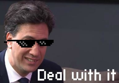This Ed Miliband interview is so good we can't believe it's real