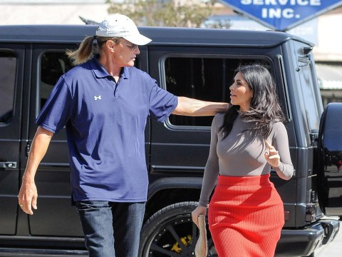 Kim Kardashian says Bruce Jenner 'has found inner peace and pure happiness' in heartwarming Today interview