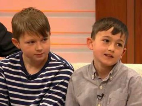 Charlie Bit My Finger UPDATE: Gnawed brother Harry is STILL plotting revenge