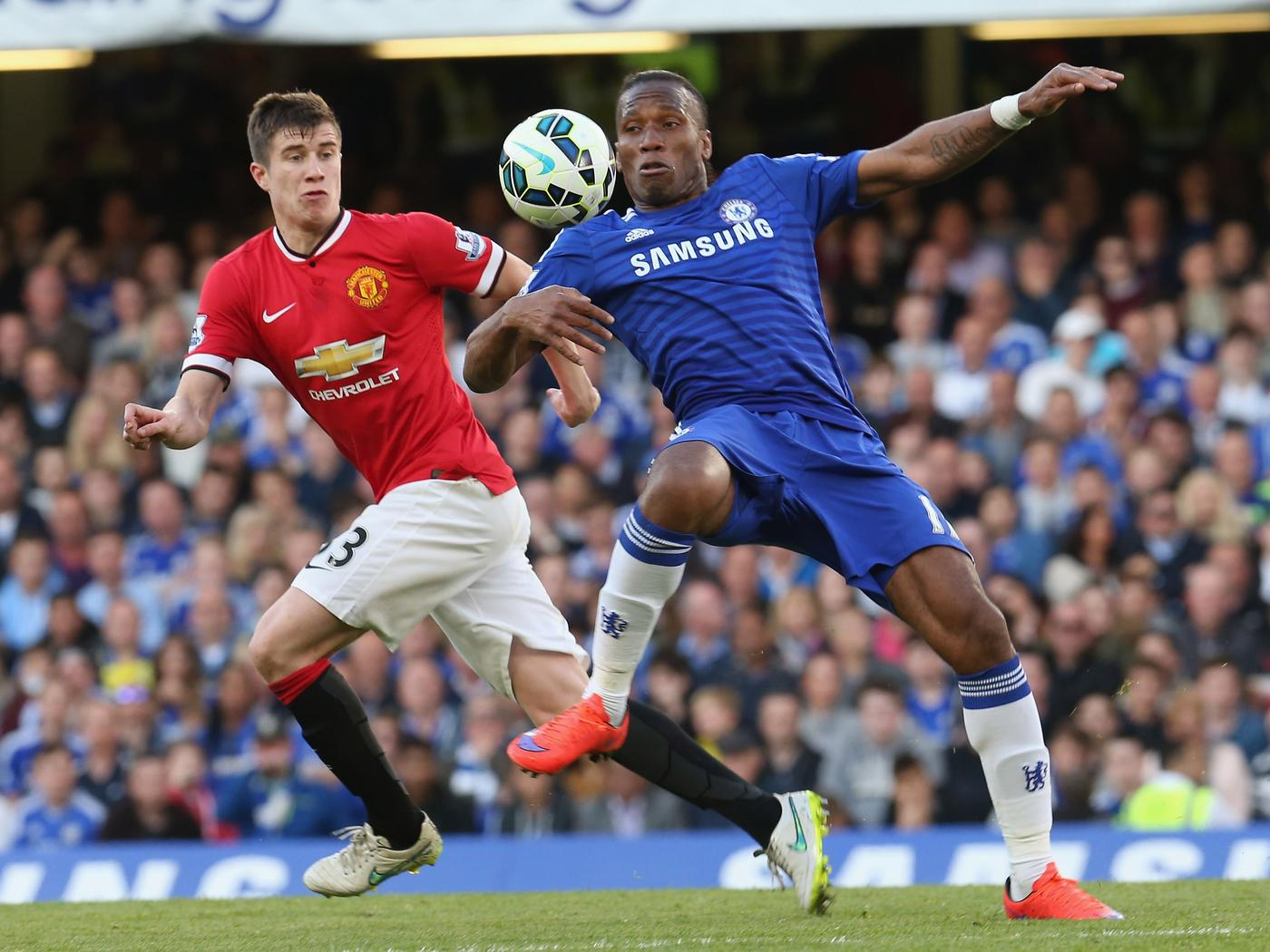 Jose Mourinho suggests Didier Drogba's Chelsea future down to owner Roman Abramovich