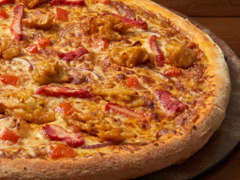 Domino's chicken tikka pizza could solve your takeaway dilemma