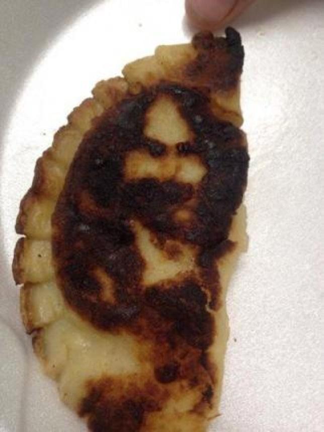 Church-members-see-face-of-Jesus-in-pierogi