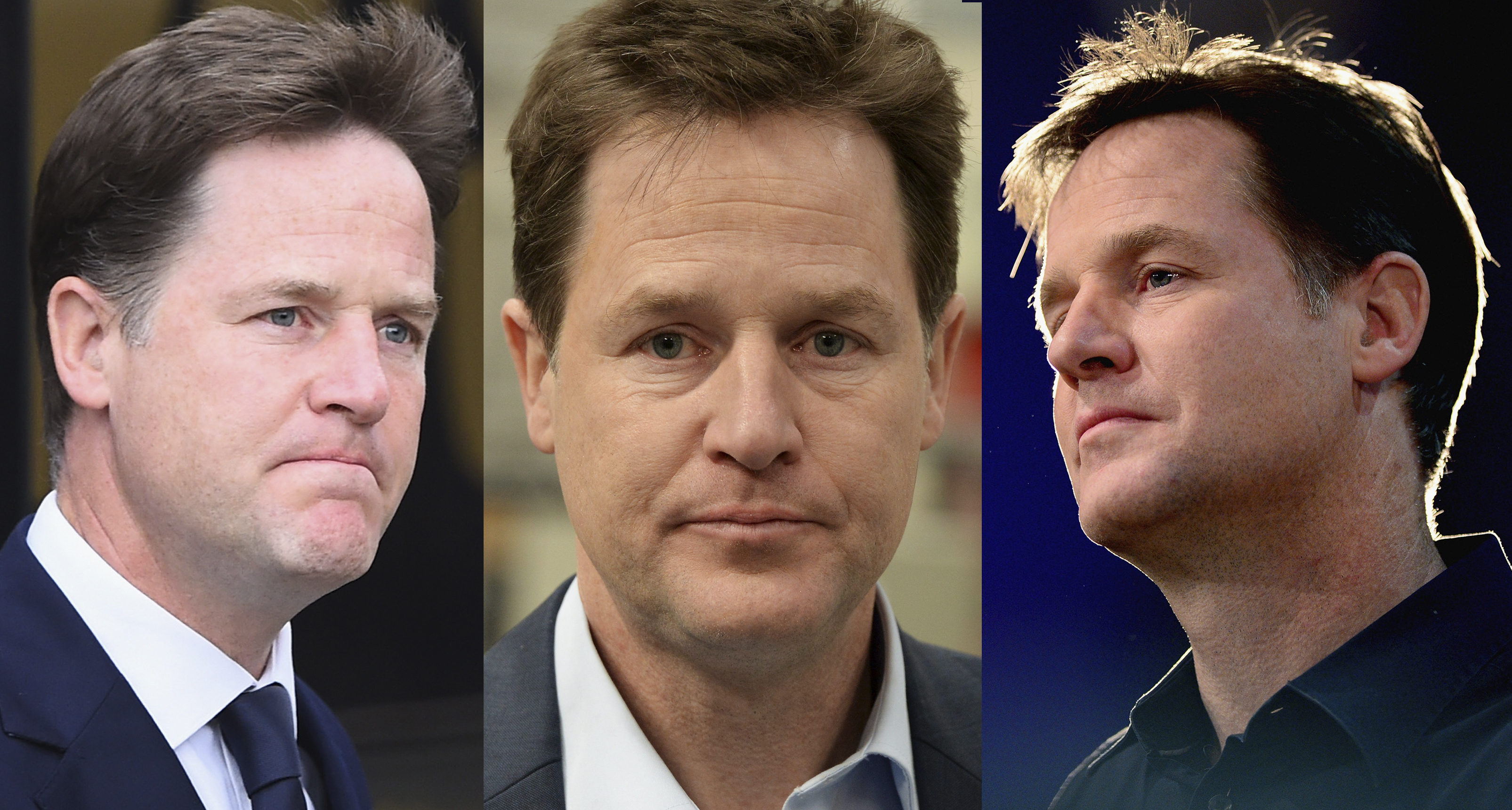 'Nick Clegg Looking Sad' Tumblr is back