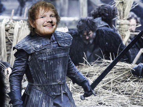 Ed Sheeran for Game Of Thrones season 6? WHAT?!