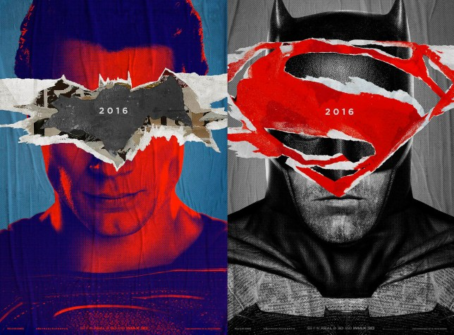 Batman and Superman go head-to-head (Picture: Zack Snyder/ Twitter)