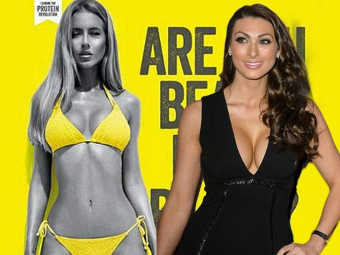 Luisa Zissman hits out at 'bra-burning feminists' and 'grotesque obesity' over Protein World row