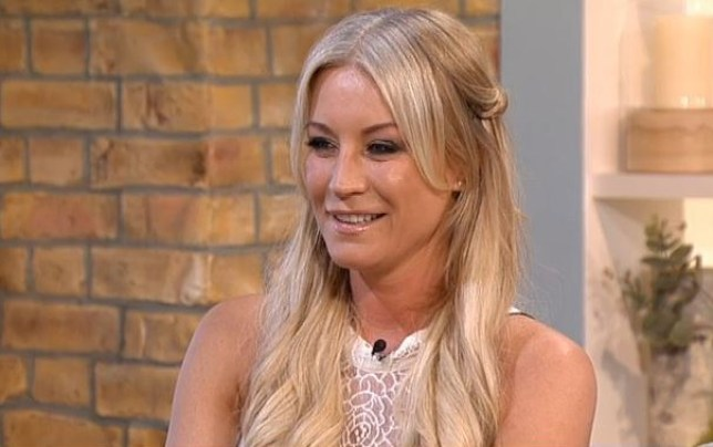 Denise Van Outen, This Morning, EastEners