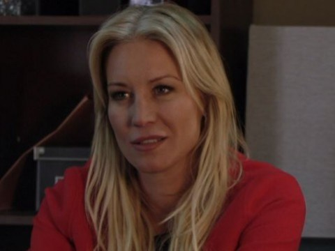 Denise Van Outen is a hit following EastEnders debut as Karin Smart