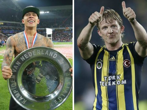 Liverpool hero Dirk Kuyt wants Memphis Depay to pick Liverpool transfer over Manchester United