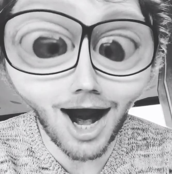 He's not going to get a girlfriend looking like that! Ed Sheeran totally unrecognisable in alien-face Instagram video