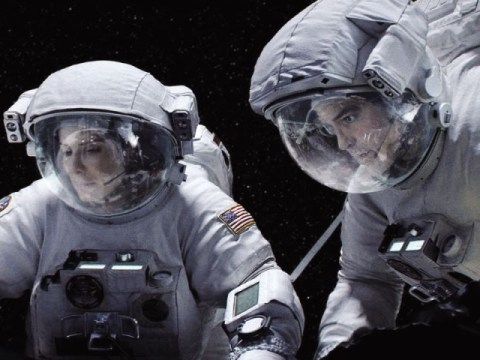 How very meta: Astronauts have been watching Gravity on board the International Space Station