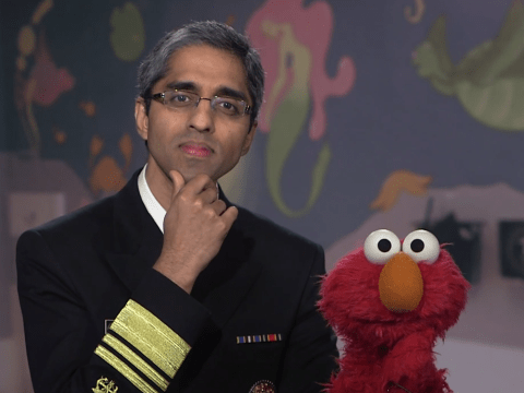 Anti-vaccine conspiracy theorists meet their match with Elmo