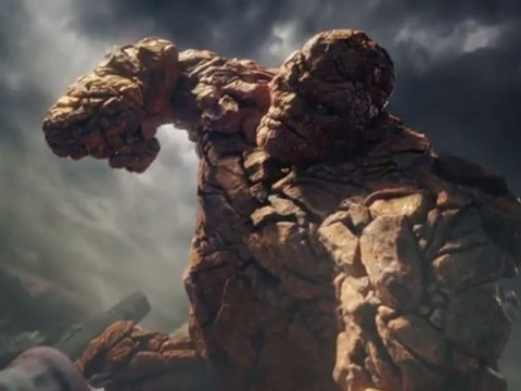The new Fantastic Four trailer has arrived, with its first look at the villainous Dr Doom