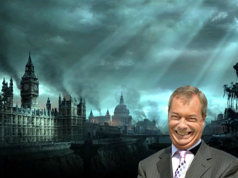 Ukip supporters are the most likely to fear the apocalypse
