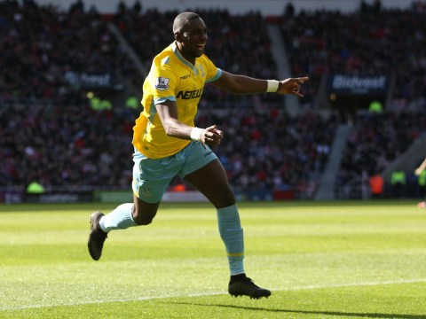 Newcastle 'join £15million transfer race for Crystal Palace star Yannick Bolasie'