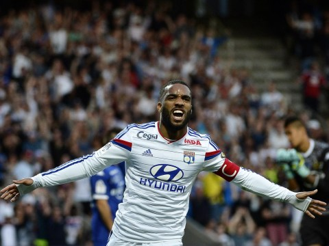 Arsenal boss Arsene Wenger 'ready to go all in for Lyon striker and transfer target Alexandre Lacazette'