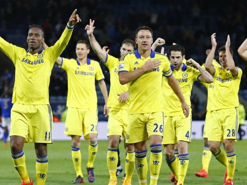 Forget boring! Fabulous Chelsea are on the brink of the Premier League title