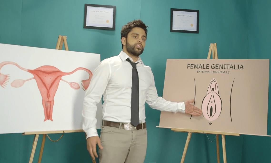 Guys describe vaginas Booze Lightyear Youtube video