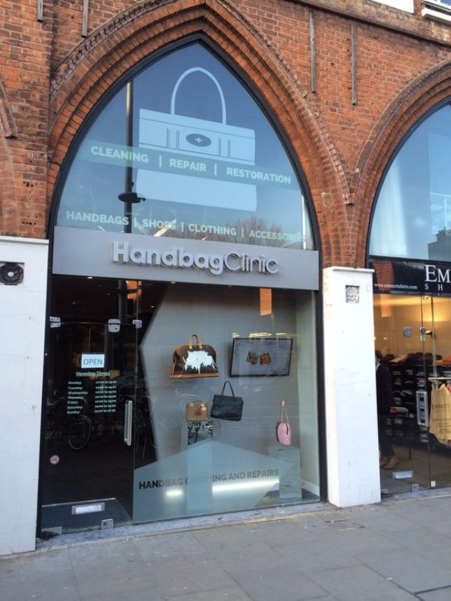 0a4dd9162426 the handbag clinic in Chelsea will repair your handbags and treat them to a  spa day