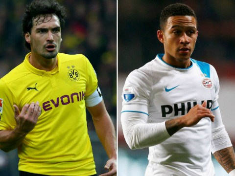 Manchester United 'agree terms for summer Mats Hummels and Memphis Depay transfers'