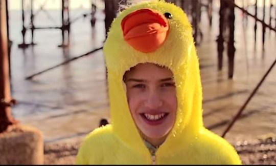 Isaac Adni I Wanna Be A Duck