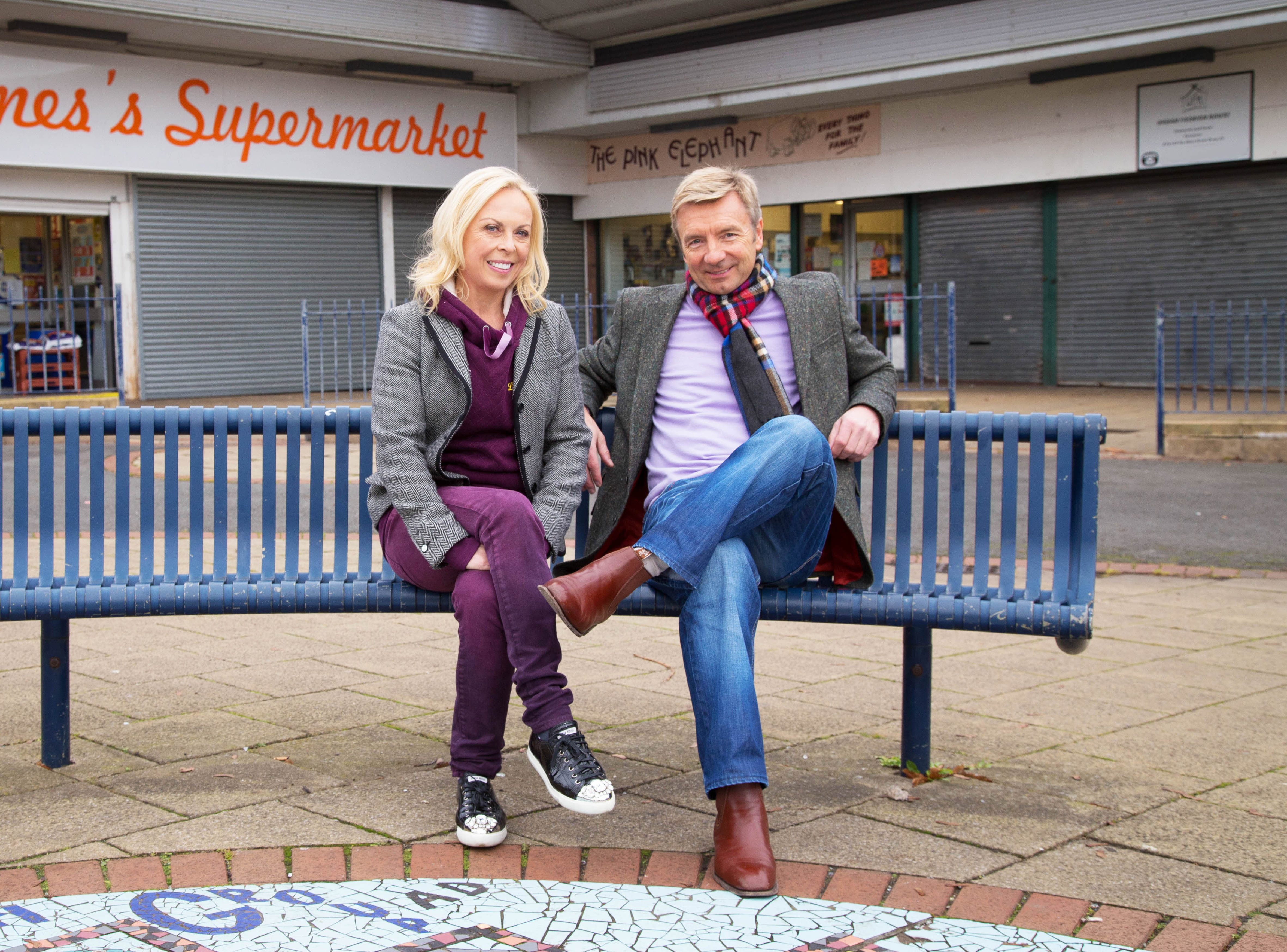 Torvill and Dean reveal why they returned to their roots for the ITV show Ice Rink On The Estate