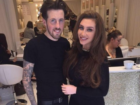 Who's that girl?! Lauren Goodger is barely recognisable in new photo