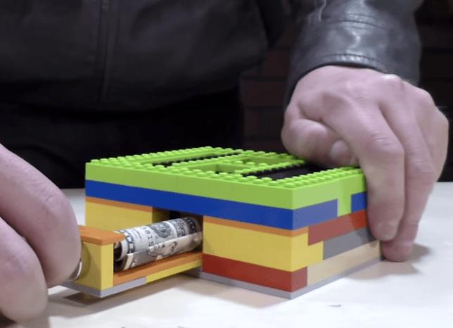 Lego safe 2