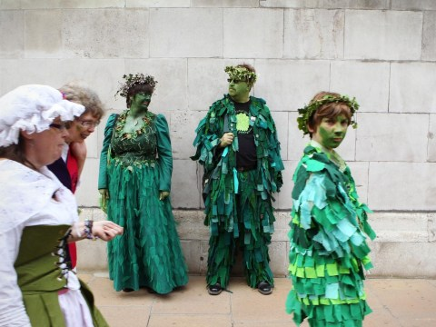 May Day 2016: 16 fancy dress outfits for the perfect May Day celebration