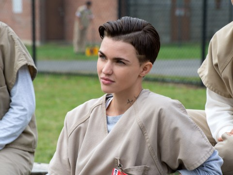 Orange Is The New Black fans are obsessed with hot new inmate Ruby Rose