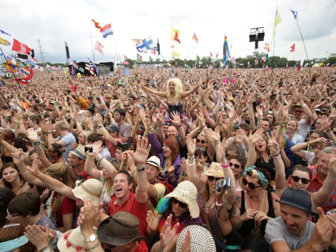 The 6 worst types of people you'll find at every Glastonbury Festival