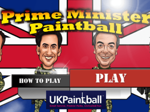 Prime Minister Paintball is the best new time-wasting game