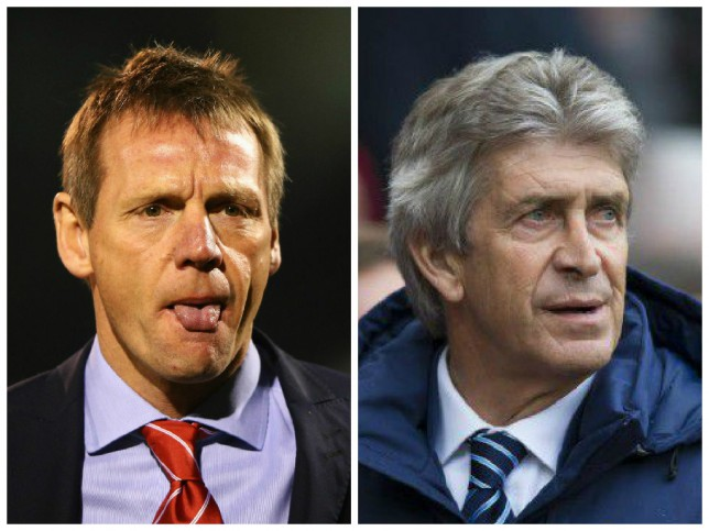 Former Manchester City boss Stuart Pearce backs struggling Manuel Pellegrini