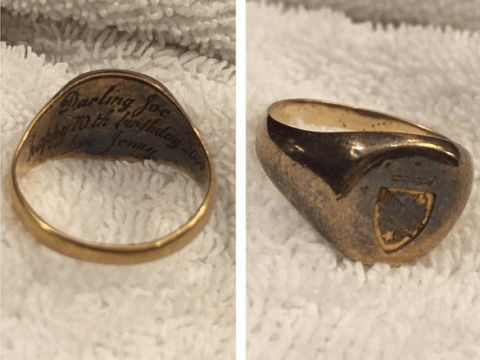 Woman appeals for help tracing owner of gold birthday ring found in Bali