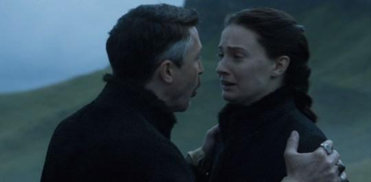 Game Of Thrones, Sansa Stark, Littlefinger