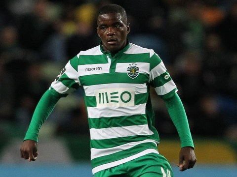 Arsenal 'in William Carvalho transfer talks as Sporting Lisbon drop price'