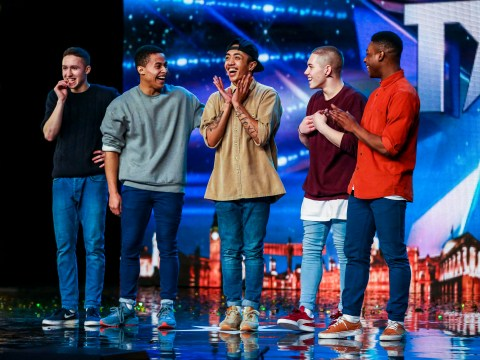 Britain's Got Talent 2015: Boyband brush off scandals as they vow to take things to 'whole other level'