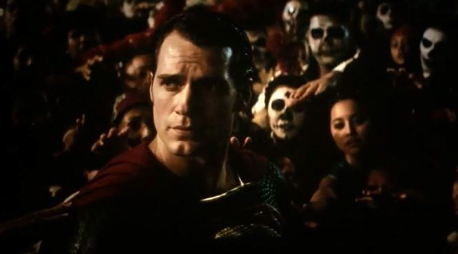 WATCH: Batman v Superman: Dawn of Justice trailer officially released