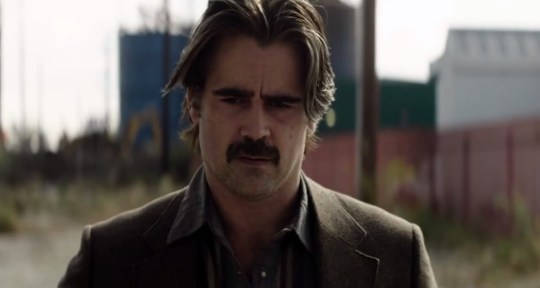 Colin Farrell plays a compromised detective (Picture: HBO)