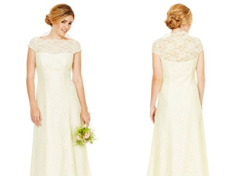 Tesco is now selling a wedding dress for just £80