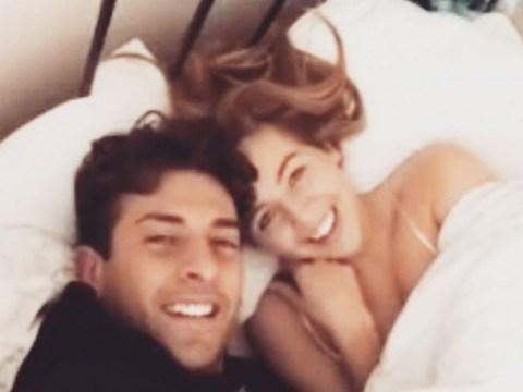 TOWIE stars Lydia Bright and James Argent are back together and this time it's 'forever'