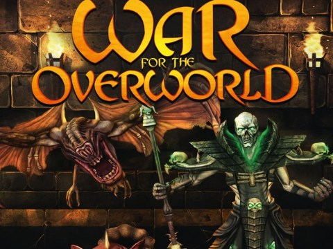 War For The Overworld review – the real Dungeon Keeper 3
