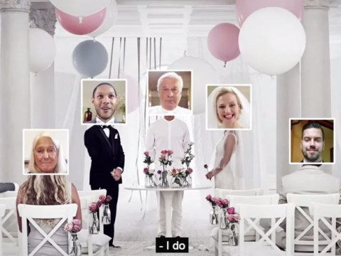 Welcome to your virtual big day: Ikea is hosting online weddings now