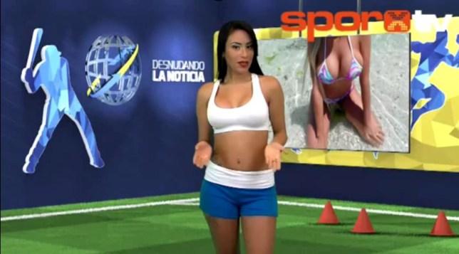 welcome to chikeades blog: Meet Venezuelas new sexy