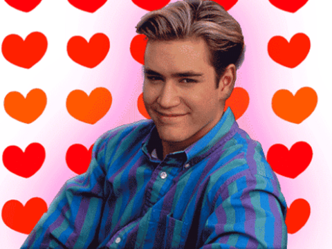 Why no man will ever match up to Zack Morris from Saved By The Bell