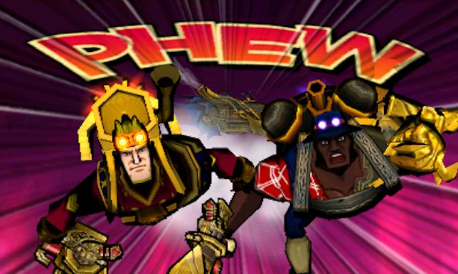 Code Name: S.T.E.A.M. (3DS) - should've gone electric