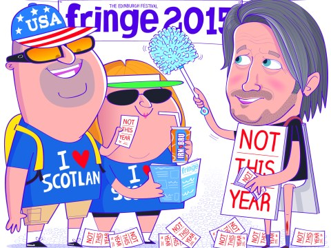 Richard Herring: Edinburgh holds no Fringe benefits