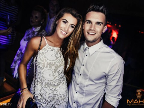 Geordie Shore's Gaz Beadle is so in love with 'sweet, innocent and down-to-earth' Lillie Lexie Gregg it's making us feel a bit sick
