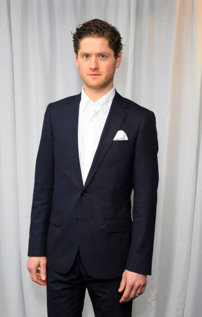 LONDON, ENGLAND - MARCH 29:  Kyle Soller attends the Jameson Empire Awards 2015 at Grosvenor House, on March 29, 2015 in London, England.  (Photo by John Phillips/Getty Images for Jameson)